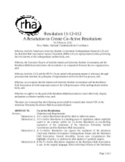 Resolution 11-12-012