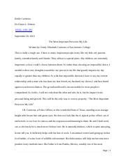 INstruction for Module 5 Essay