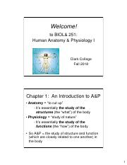 BIOL&251 A&P Ch 1 Intro to A&P Notes Channault.Fall 18.pdf