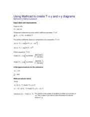 Examples-MathCAD