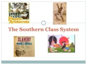 TheSouthernClassSystem
