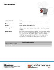 45507 Touch sensor product sheet.pdf