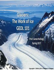 15. Glaciers and Ice Ages BW