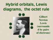 hybrid-orbitals