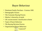 e.Buyer Behaviour 5