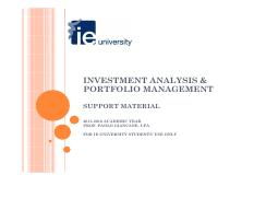 IE University_Investment Analysis & Portfolio Management_2015-16_Support Slides_Sessions_7-8.pdf