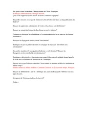 Questions pour revision exam