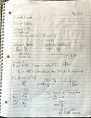 AP Calculus Radians to degrees problems plus rate of change
