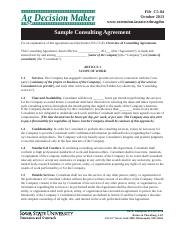 Ag Sample Consulting  Contract.pdf
