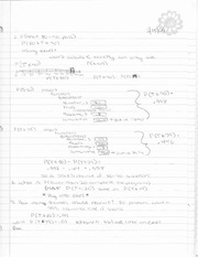 Notes 2-18-09