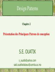 MonCours Design Patterns_chap2.pdf