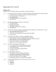 Study Guide 4 Ch 12.docx print.docx