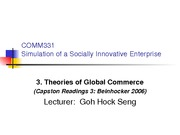 3TheoriesofGlobalCommerce(LectureNotes)