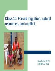 Class 10 forced migration.ppt