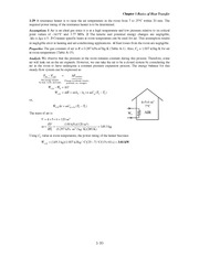 Thermodynamics HW Solutions 10
