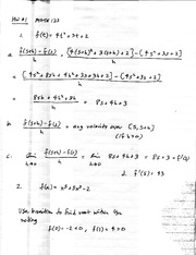 Solutions to Homework Set 1,Ma123, F04