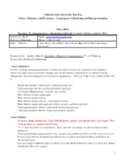 Sweety-Law_Syllabus_MKTG3495-Spring2013