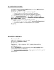 CRS 287 - Study guide last test