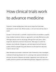 How_clinical_trials_work_to_advance_medicine.docx