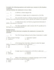 Module 5 Assignment Question