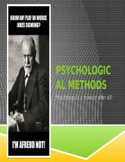 psychological methods (1)