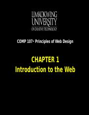 chap1-intro to the web.ppt