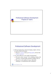 SoftwareDevelopment-Teams