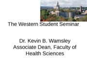 The+Western+Student+Seminar