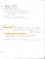 Metabolic Pathways and Micronutrients Notes