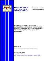 178678931-MS-EN-1991-1-1-2010-mAlaysia-National-Annex-to-Eurocode-1-Action-on-Structures-Loads-pdf.p