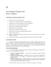 Chapter 22 Study Guide