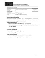 business statistics individual assignment 2014.doc