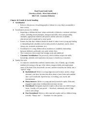 MKT 310 Final Exam Study Guide-1.docx