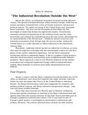 Industrialization_Outside_the_West_Article