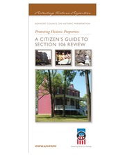 ACHP _2010_ Protecting Historic Properties - A Citizens Guide to Section 106 Review