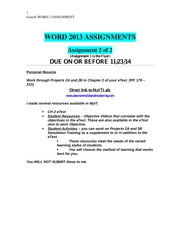 WORD2013CH2ASSIGNMENT-ResumeF14