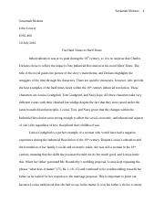SNickens Hard Times Essay.docx