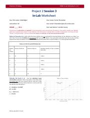 pre lab chem 151