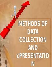 Business Statistics - Presentation of Data.pptx
