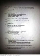 practice final exam & answers