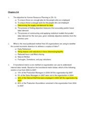 Practice Test 2- Ch. 5-8