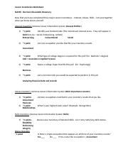 Career Inventories Worksheet.rtf