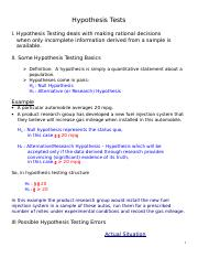 Hypothesis Tests ASW11 Revised v3