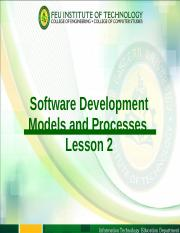 Module 2 - Software Development Models.ppt