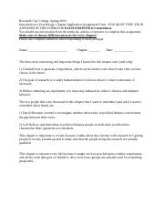 Chapter App Form for Psych, Ch 2.docx