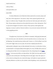 gospel essentials essay