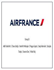 AirFrance_Group D.pptx