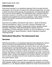 Achievement Gap Research Paper Starter - eNotes.pdf