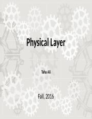 5.a. Physical Layer