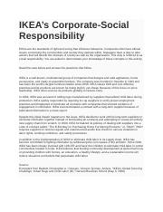 corporate social responsibility what went wrong And corporate scandals, csr is becoming increasingly im- portant in the  corporate world in particular, companies with bad reputations (eg, companies in  the.